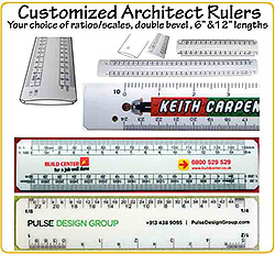 Architect Rulers ABS
