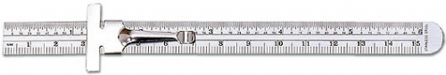 Pocket Clip Rulers