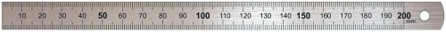 SS-03 Narrow Metric Rulers