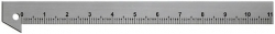 "11"" Aluminum Hook Rulers"