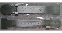 Stainless Steel VAS Rulers