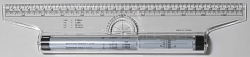 "12"" Multi-Purpose Rolling Ruler"