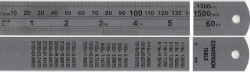 "60""/1500 mm Heavy Duty Hardened Stainles Steel Rulers"